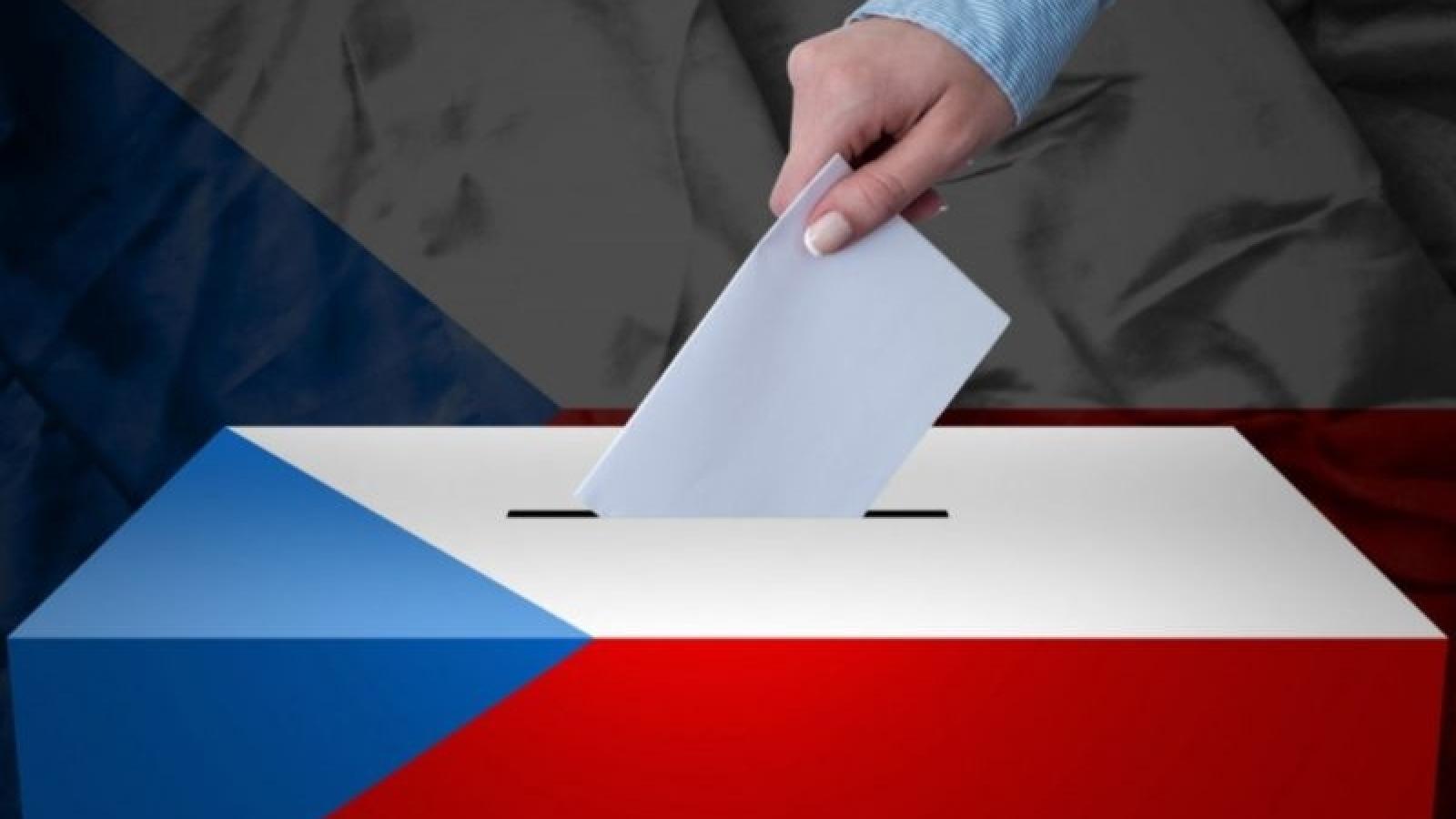 Bầu cử Quốc hội Séc: Các đảng phái khó có thể tự thành lập được chính phủ