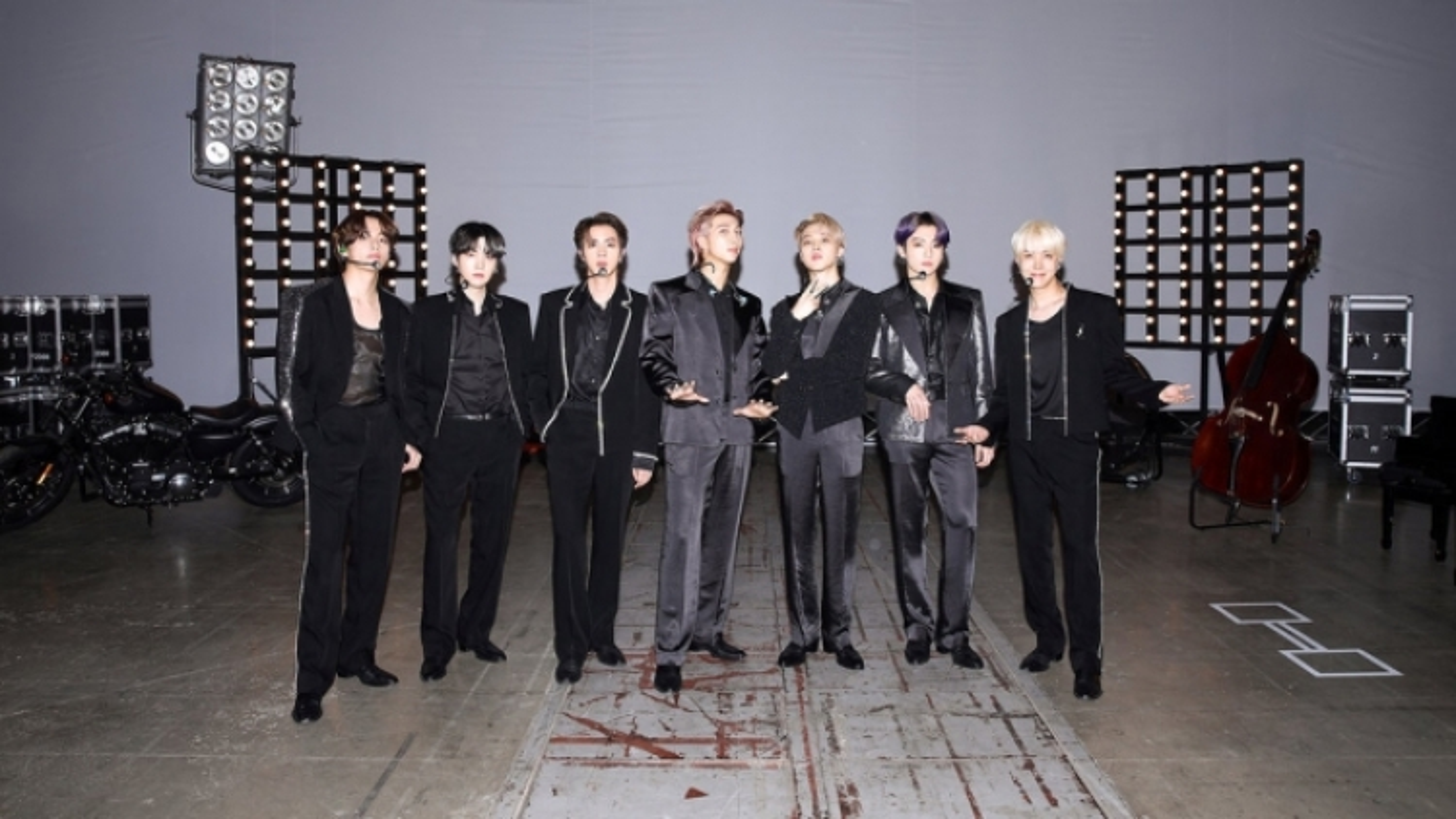 2022 sẽ là năm của BTS và K-pop tại giải thưởng Grammy?