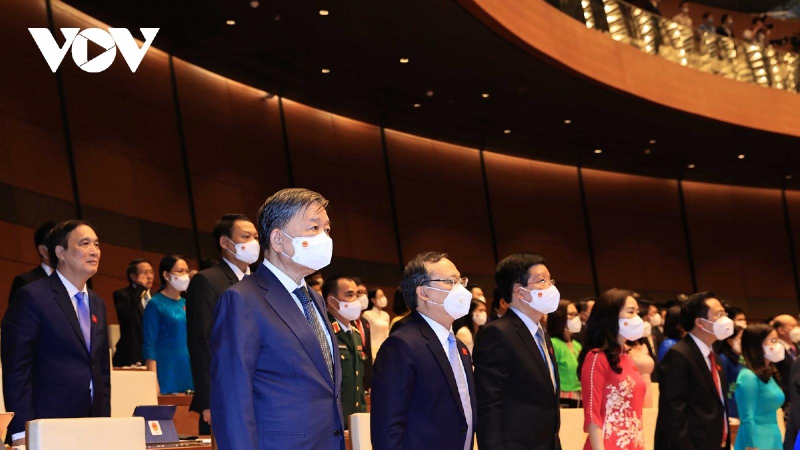 Đảng Đoàn Quốc hội thảo luận chuyên đề về xây dựng Quốc hội chuyên nghiệp