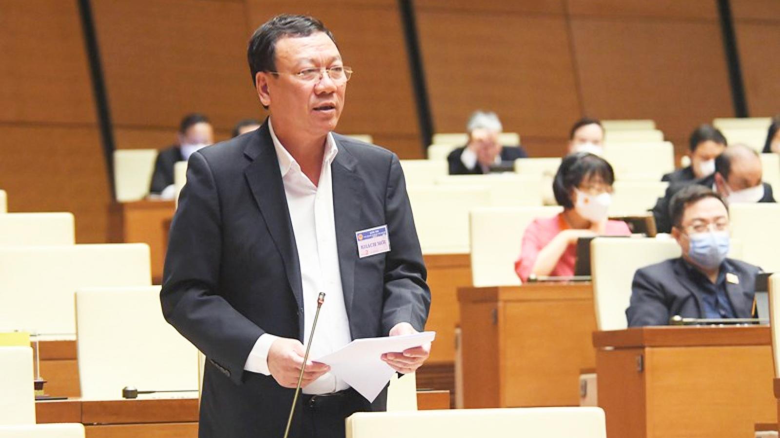 Tổng Thanh tra Đoàn Hồng Phong: Báo cáo Thủ tướng chuyển nhiều vụ việc sang cơ quan điều tra