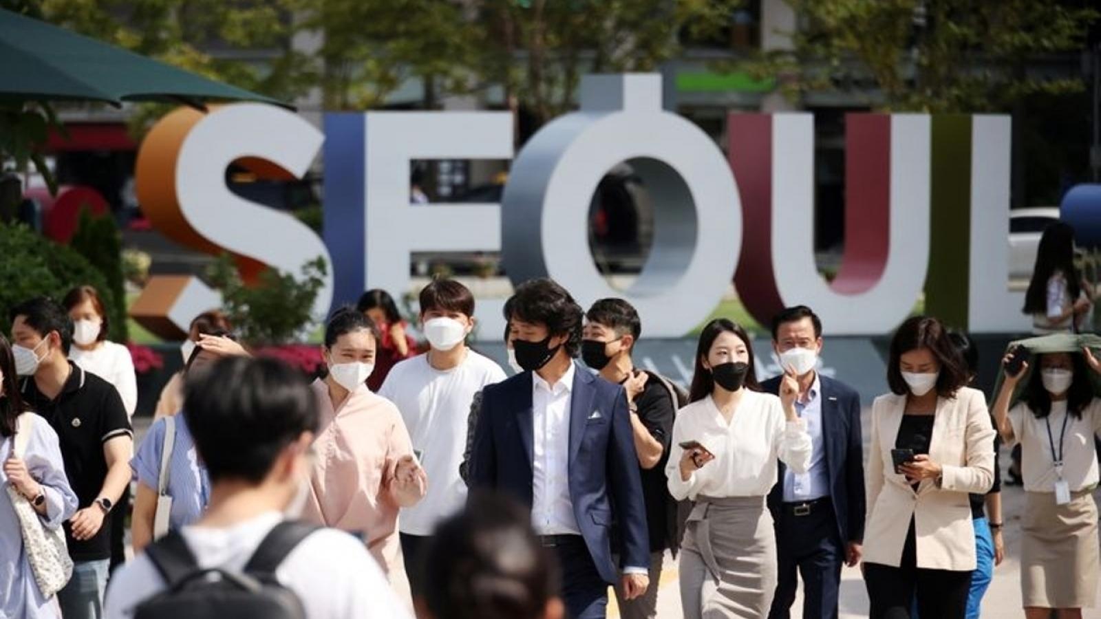 Hàn Quốc sẽ nới lỏng các hạn chế phòng dịch Covid-19 từ tuần tới