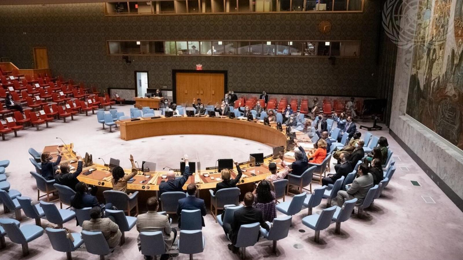 HĐBA thảo luận thông qua nghị quyết gia hạn Văn phòng Phối hợp Liên Hợp Quốc tại Haiti