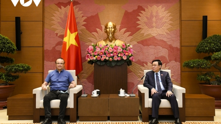 NA leader expects NG Biotech to open R&D centre for infectious diseases in Vietnam