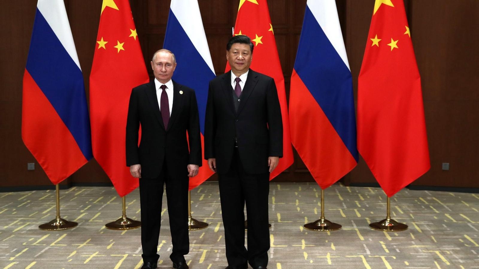 """Ảnh hưởng ở Trung Á bị lu mờ, Nga """"bằng mặt nhưng không bằng lòng"""" với Trung Quốc?"""