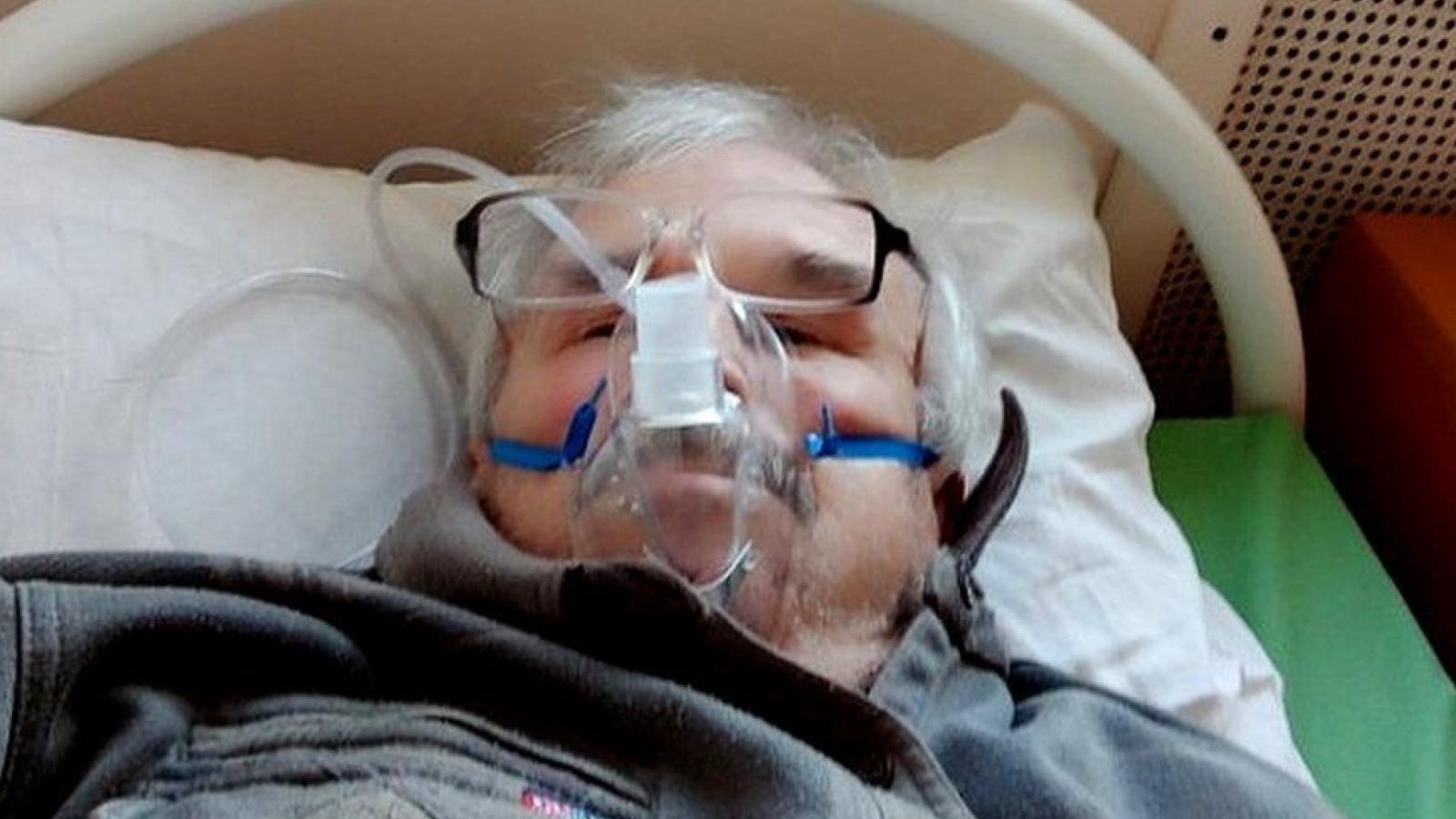 Nga ngừng thử tên lửa để lấy oxy cho bệnh nhân mắc Covid-19