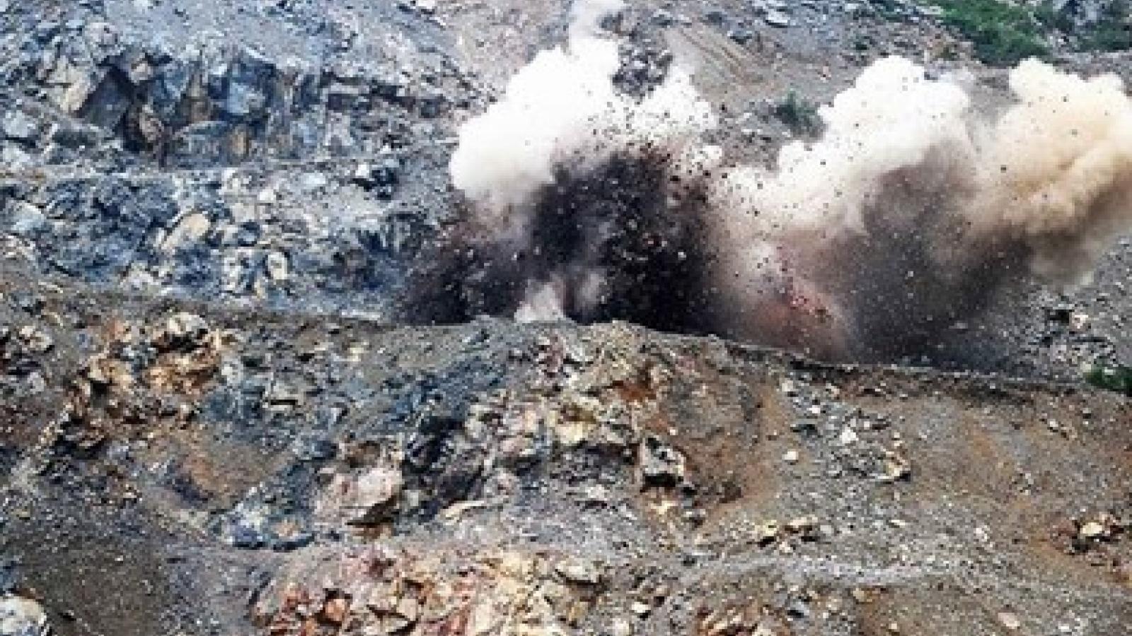 Điều tra vụ nổ khiến 2 người tử vong ở Yên Bái