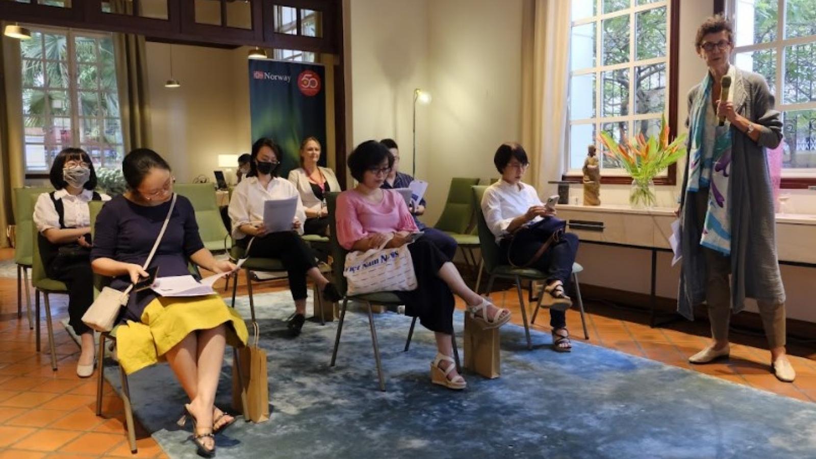 New MUNCH Museum marks 50 years of Vietnam-Norway diplomatic ties