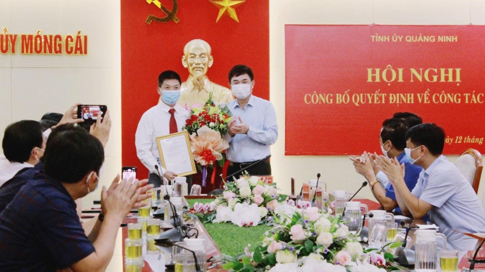 Quảng Ninh bổ nhiệm một số lãnh đạo sở, ngành, địa phương