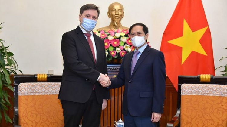 Vietnam aspires to boost all-around cooperation with Poland