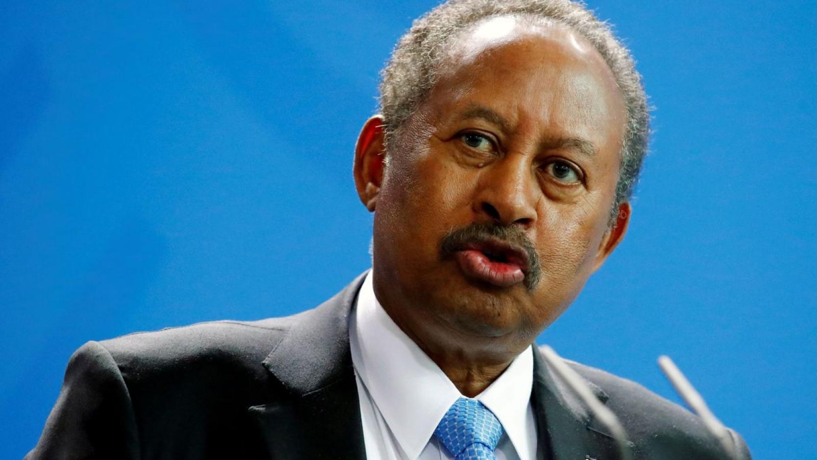 Quân đội bắt giữ các lãnh đạo cấp cao của Sudan, Thủ tướng bị quản thúc tại gia