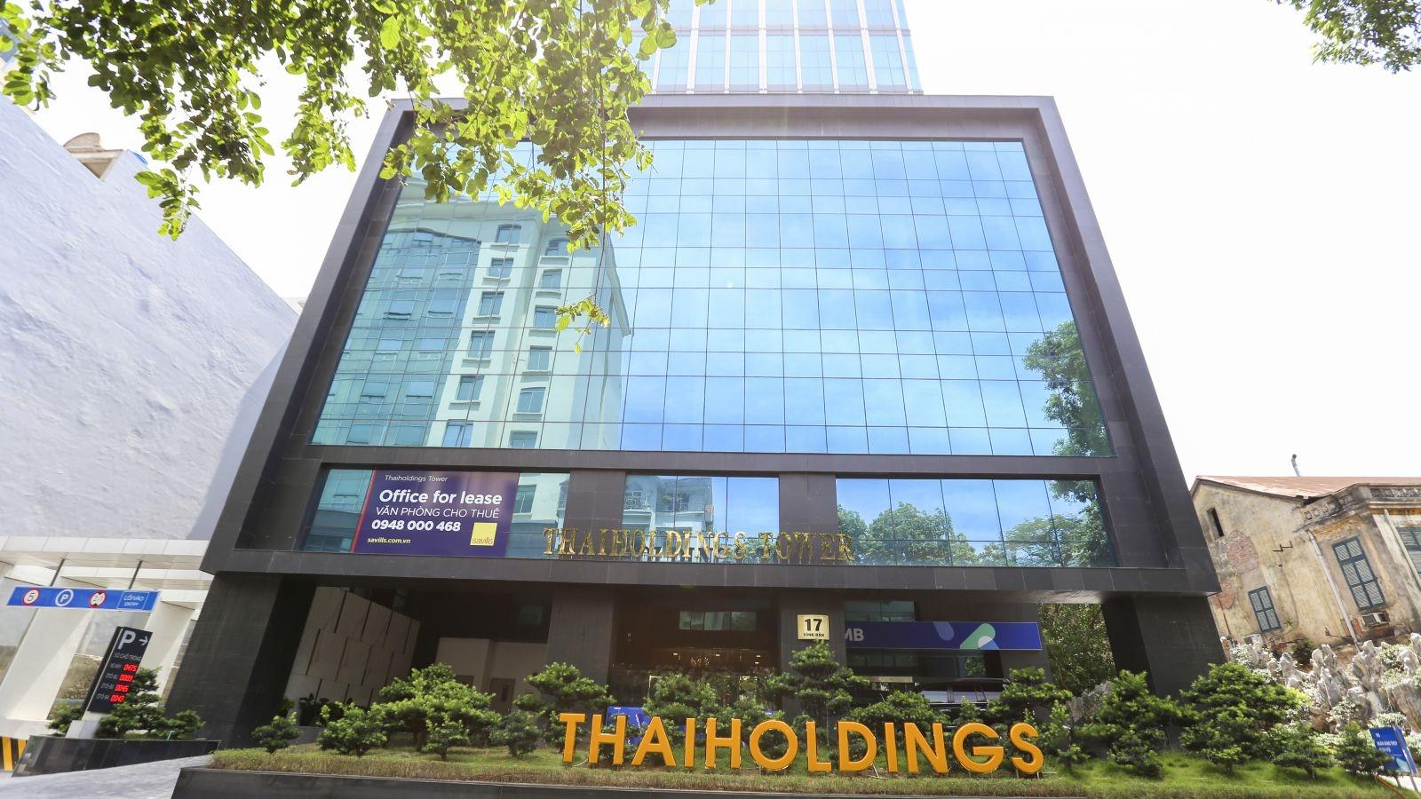 Không công bố thông tin về việc dự kiến giao dịch, công ty Thaiholdings bị phạt nặng