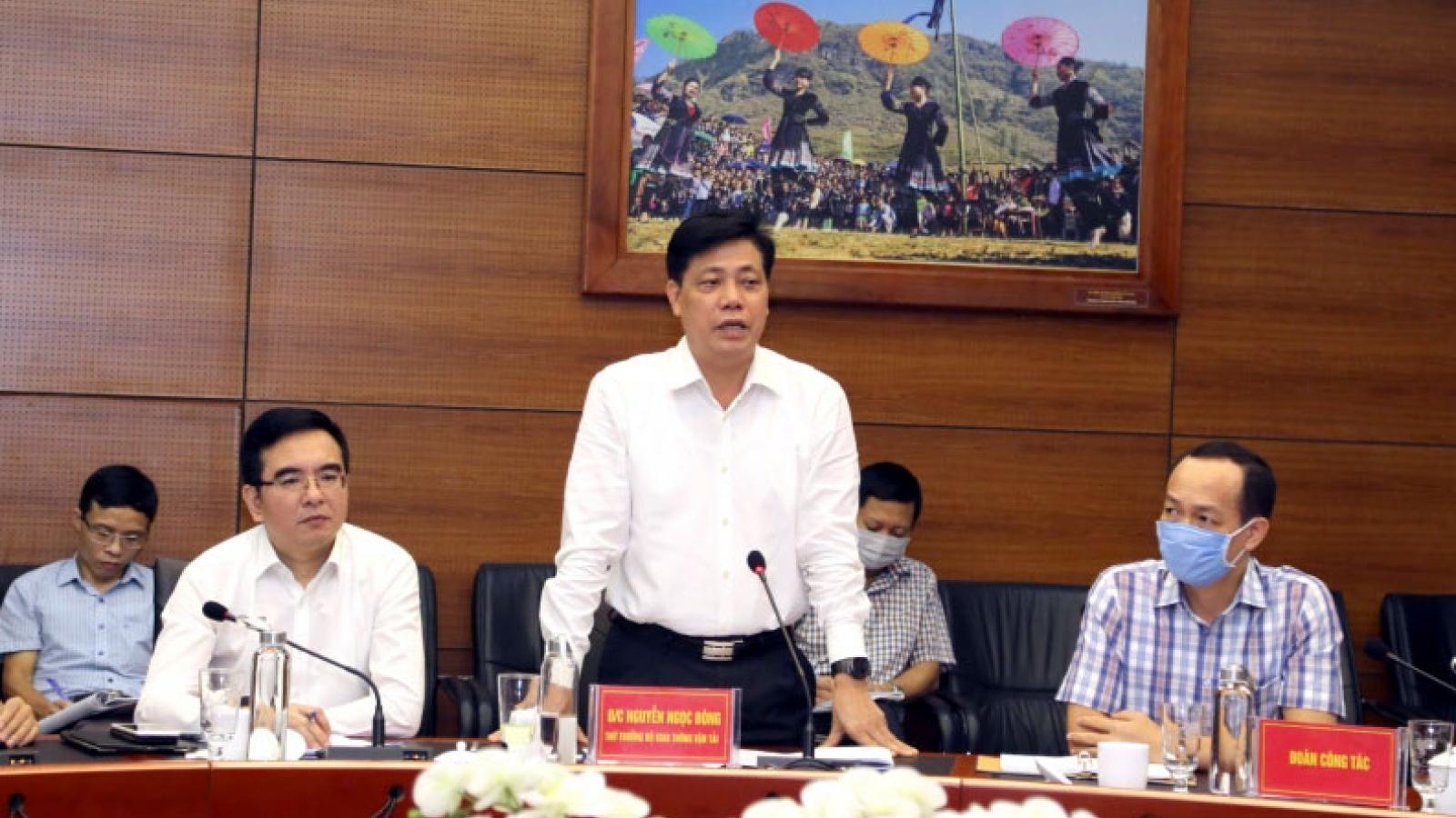 Phương án nào cho đầu tư đường sắt đấu nối Lào Cai – Hà Khẩu (Trung Quốc)?