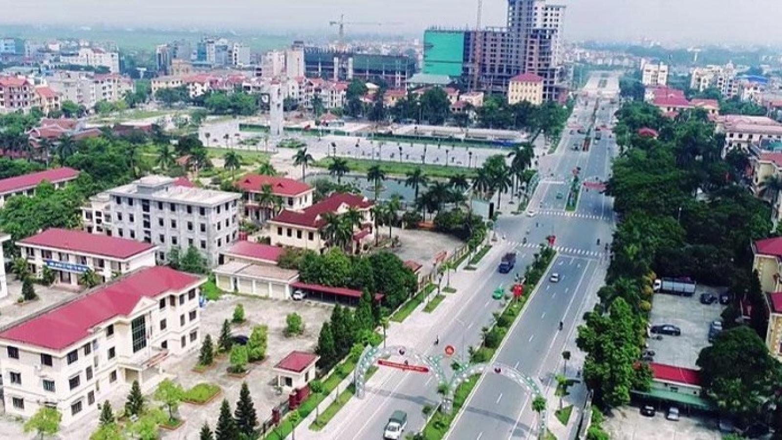 Chính thức thành lập thành phố Từ Sơn thuộc tỉnh Bắc Ninh