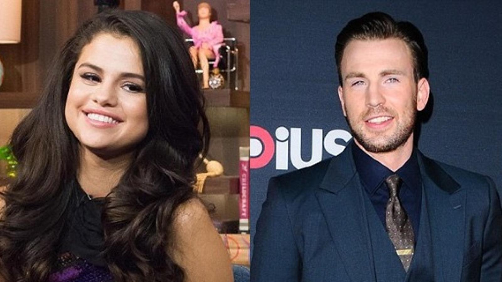 Selena Gomez và tài tử Chris Evans hẹn hò?