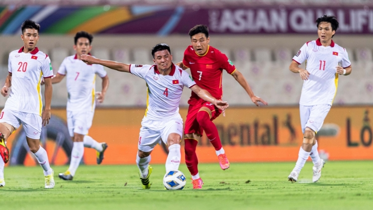 Vietnam lose 2-3 to China in 2022 FIFA World Cup qualifier
