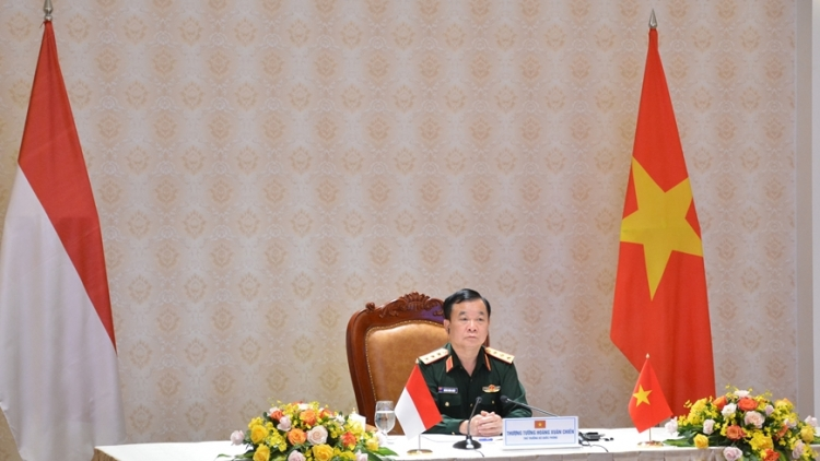 Vietnam, Indonesia hold second defence policy dialogue