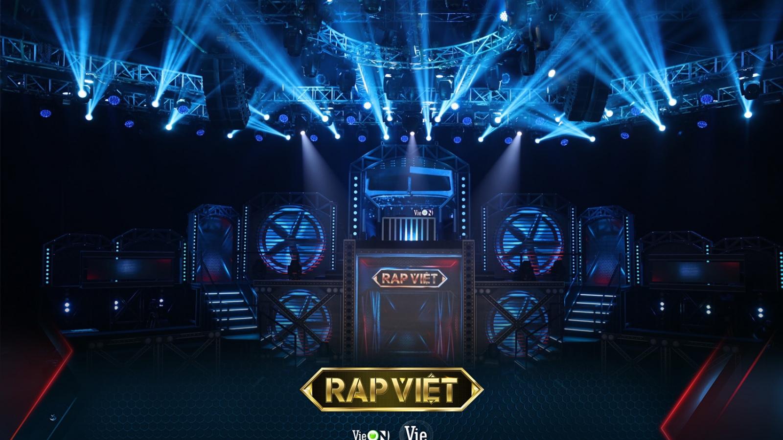Rap Việt - Mùa 2 chính thức lên sóng trong tháng 10