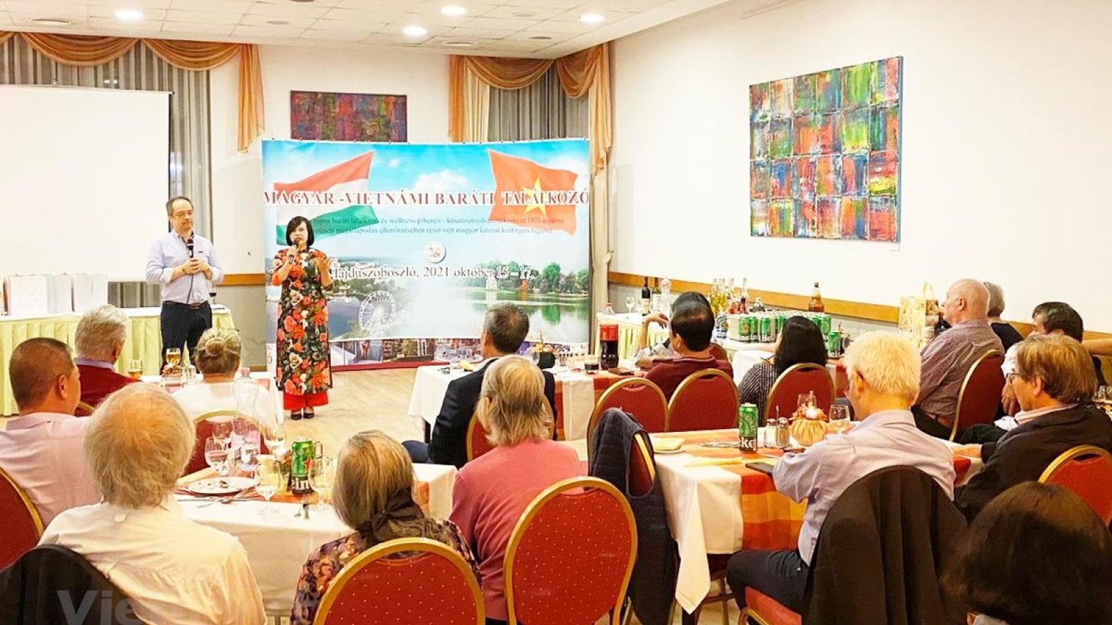 Exchange programme cements Vietnam-Hungary friendship
