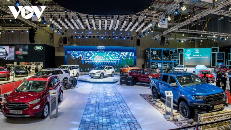 Vietnam Motor Show 2021 likely to be delayed till 2022