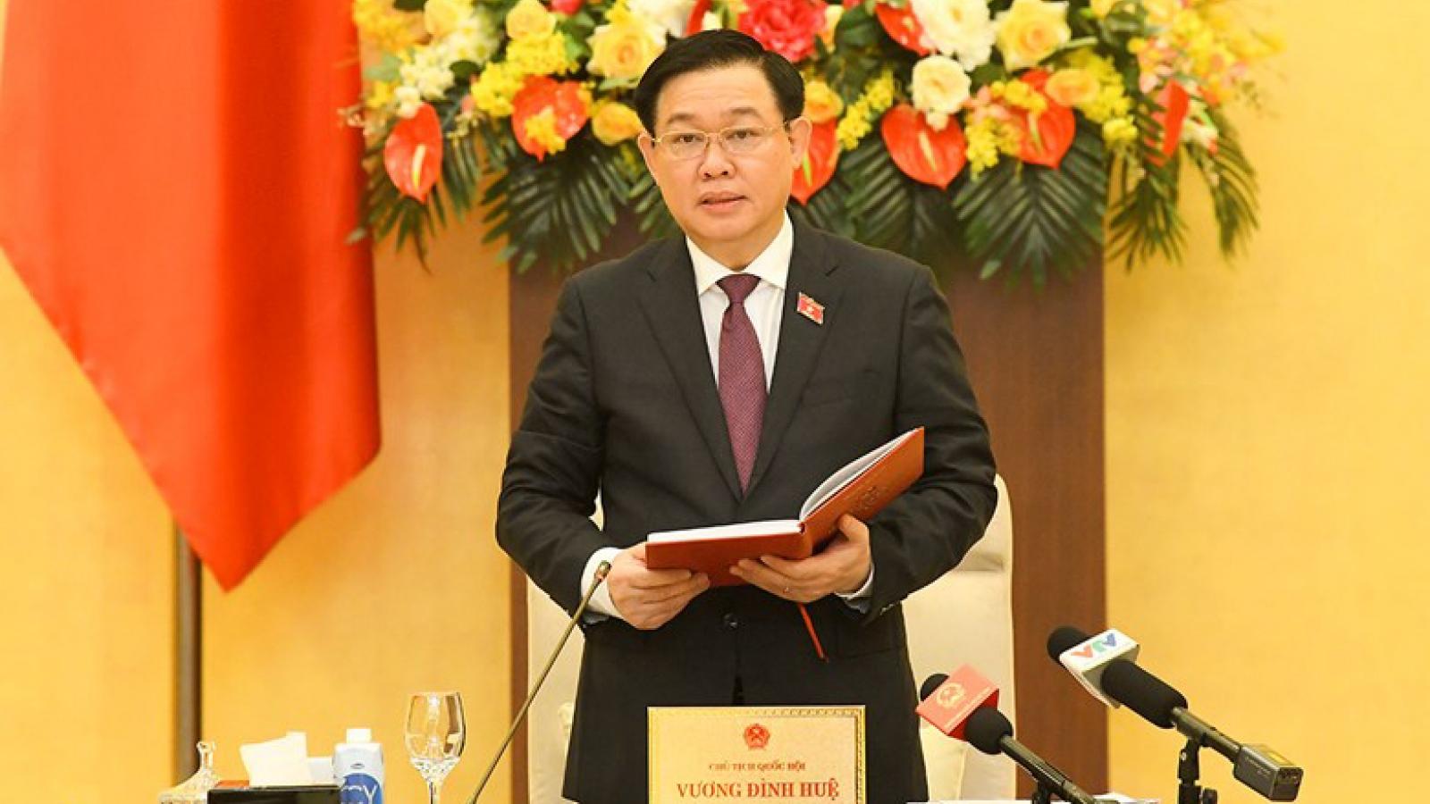 Đề xuất áp dụng một số đổi mới, cải tiến tại Kỳ họp thứ 2 của Quốc hội