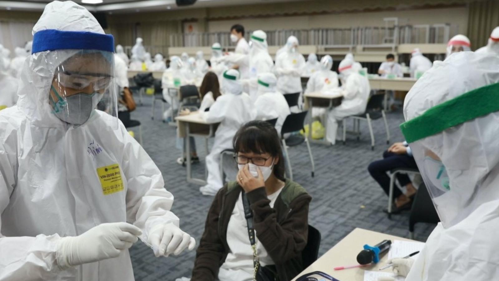 Tăng cường triển khai công tác an toàn, vệ sinh lao động thích ứng với dịch COVID-19