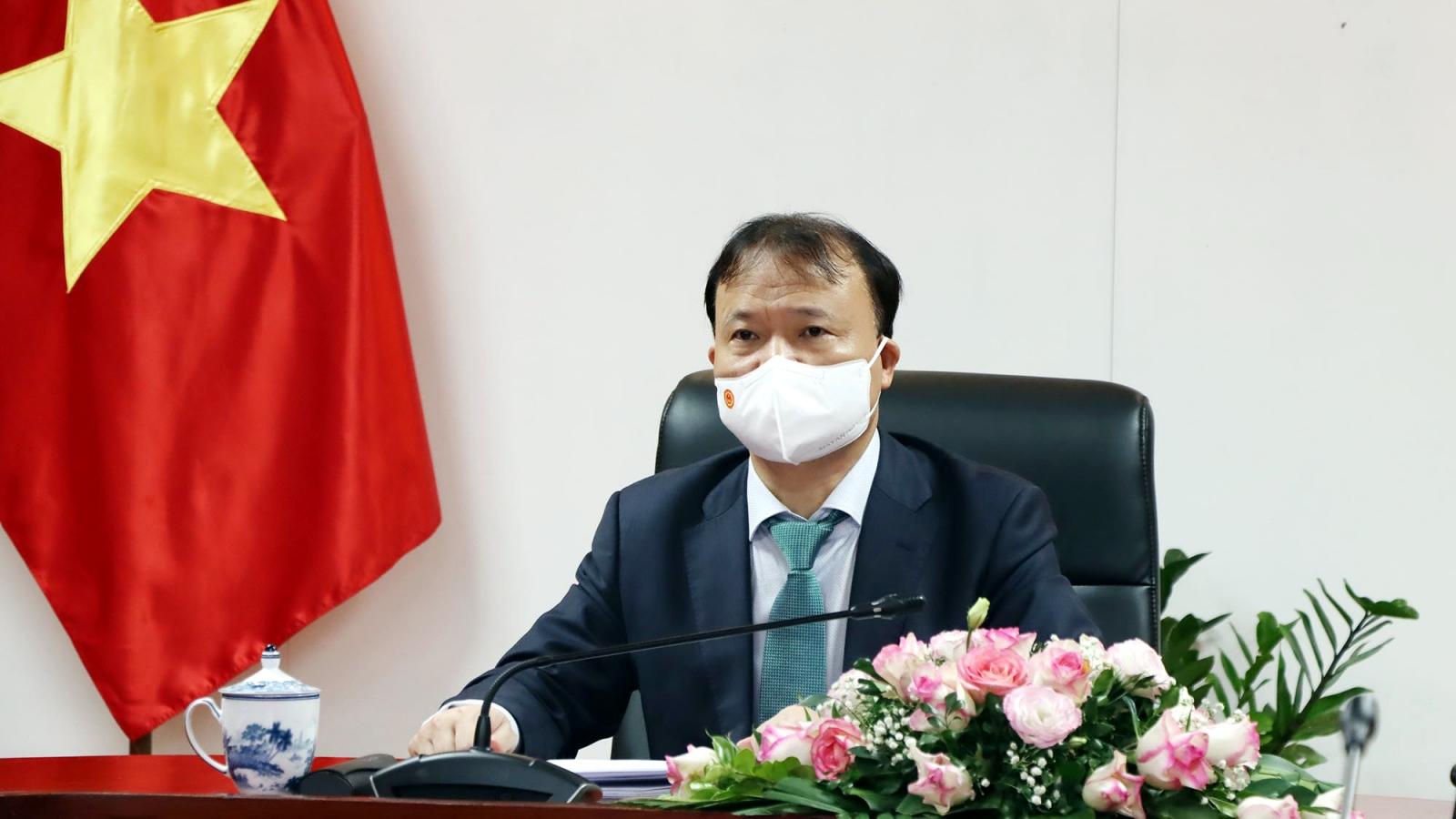 Việt Nam tham gia Hội chợ Xuất nhập khẩu Trung Quốc với qui mô 60.000 gian hàng