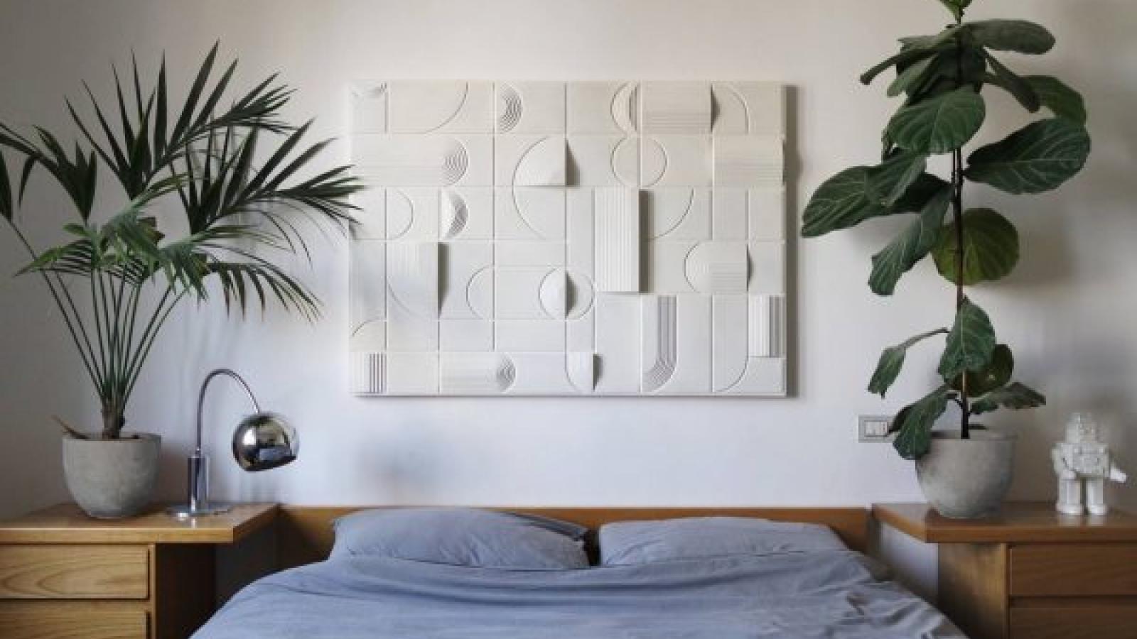Những ý tưởng trang trí phòng ngủ đầy mới mẻ và lạ mắt