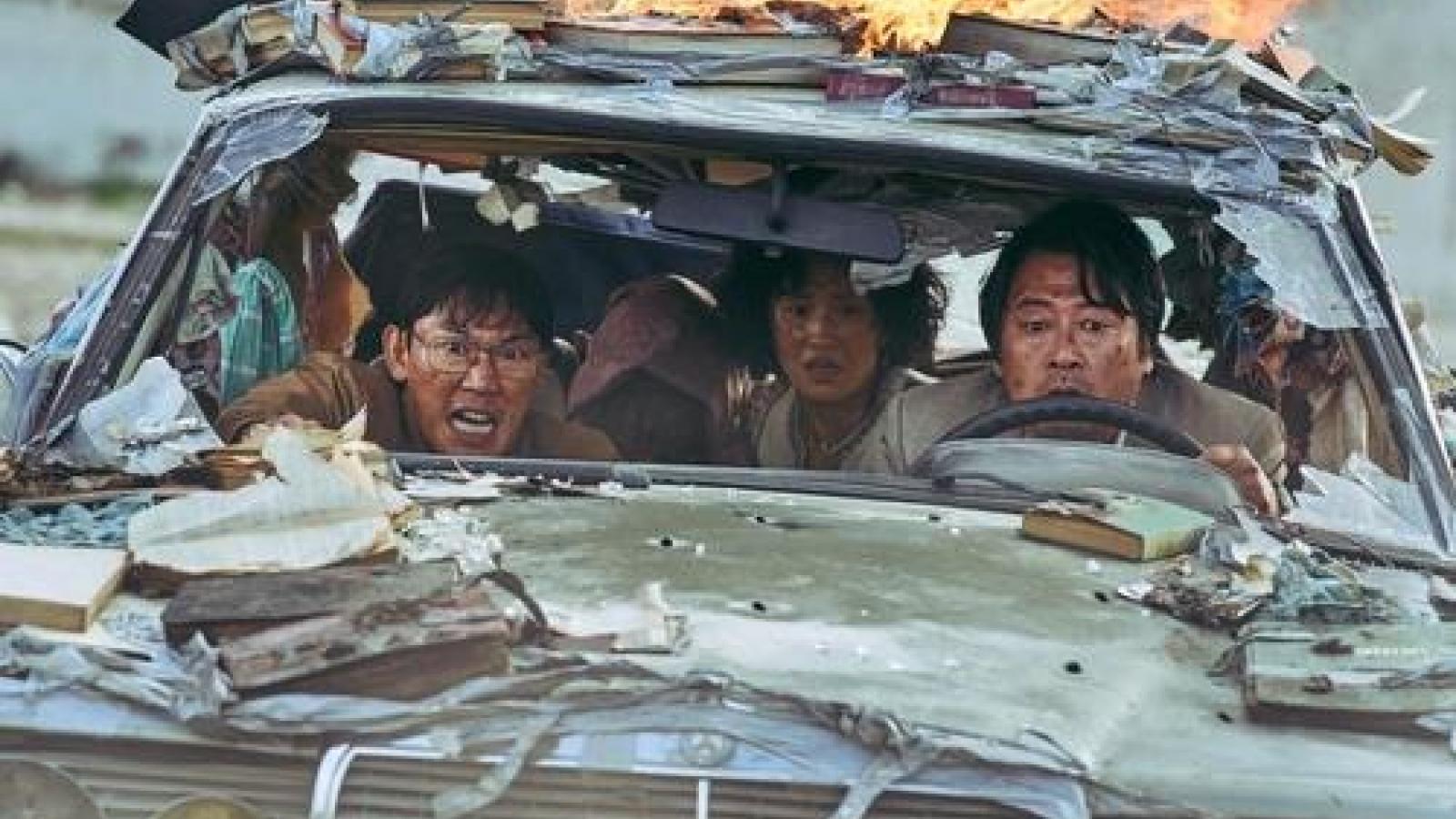 """""""Escape from Mogadishu"""" bất ngờ được chọn đi tranh giải Oscar"""