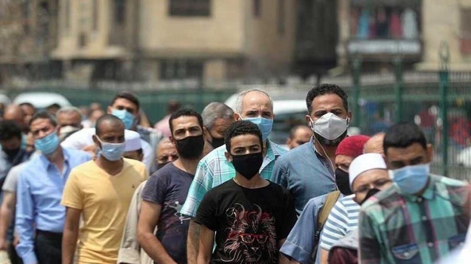 Ai Cập đẩy nhanh tốc độ tiêm vaccine ngừa Covid-19