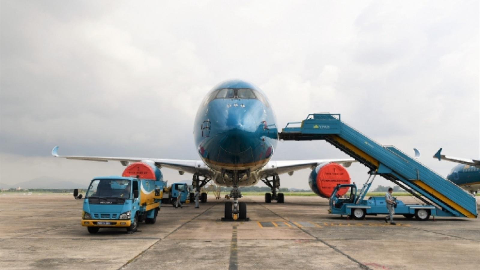 Vietnam Airlines resumes Hanoi – HCM City route
