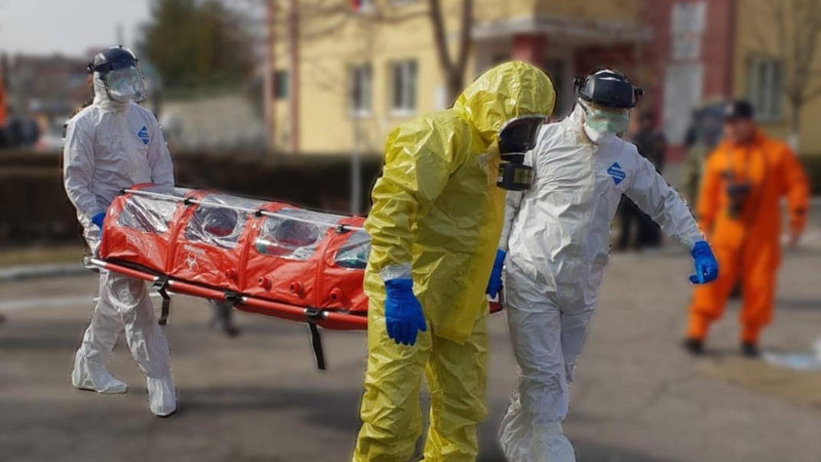 Làn sóng Covid-19 thứ tư: Romania ghi nhận kỷ lục số ca nhiễm và tỷ lệ tử vong