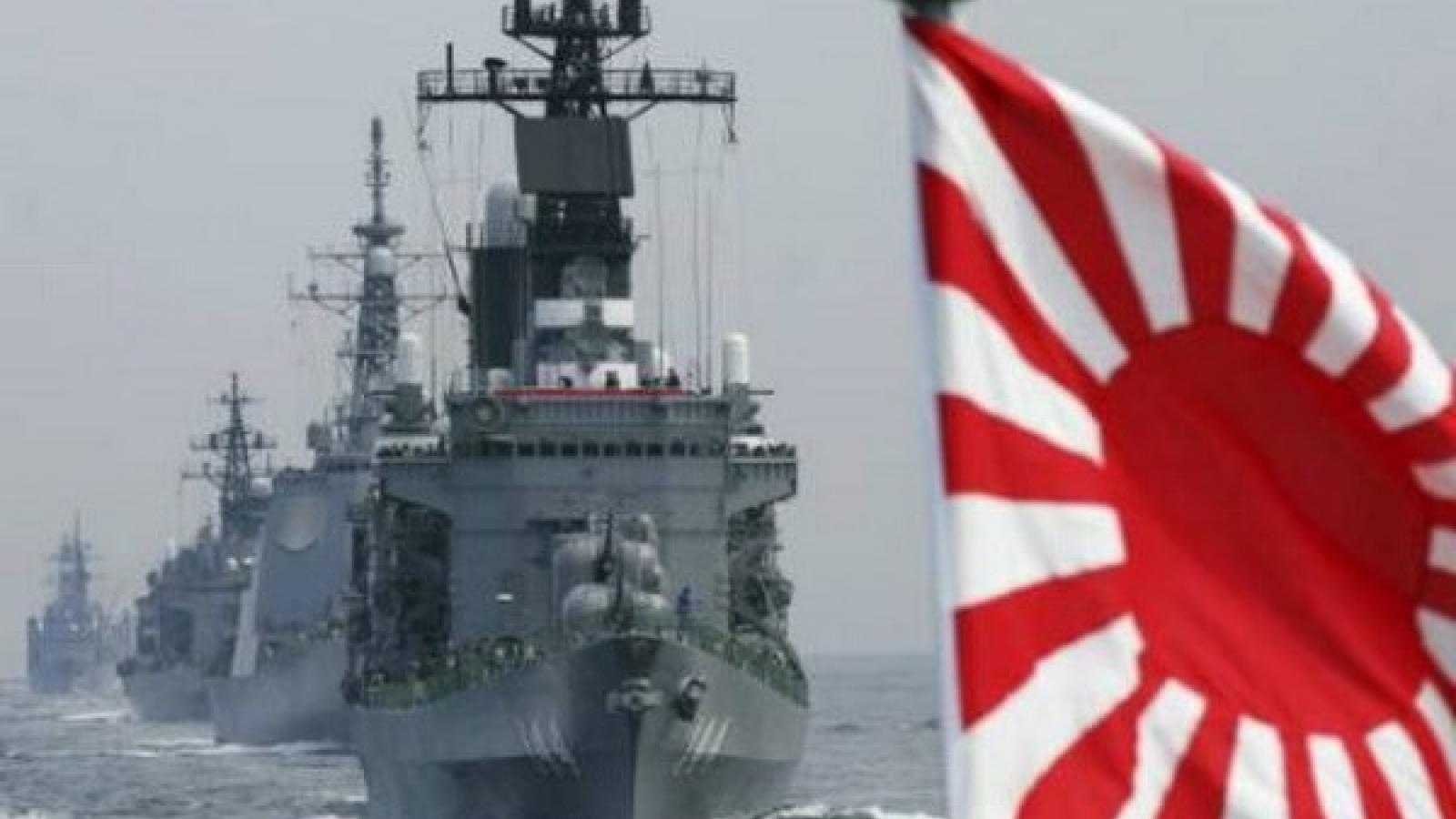 Đảng cầm quyền Nhật Bản đưa ra cam kết chưa từng có tiền lệ về ngân sách quốc phòng