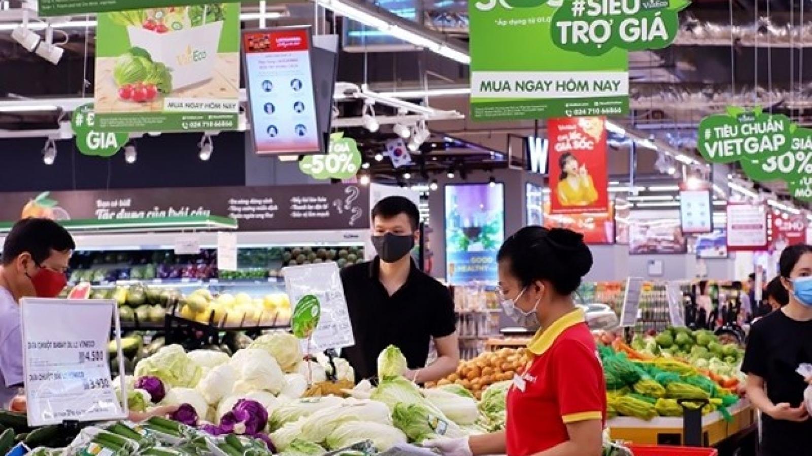 Masan sở hữu nhiều công ty Top 10 Doanh nghiệp Thực phẩm - Đồ uốngvà Bán lẻ uy tín 2021