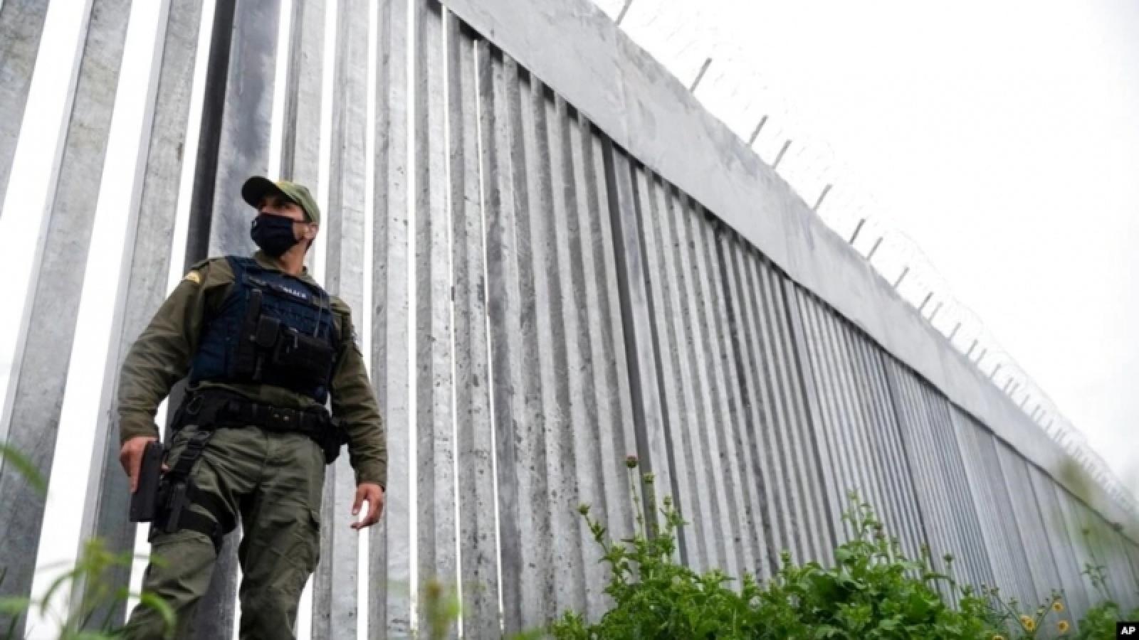 Hy Lạp từ chối đề xuất của EU về quy trình giám sát biên giới