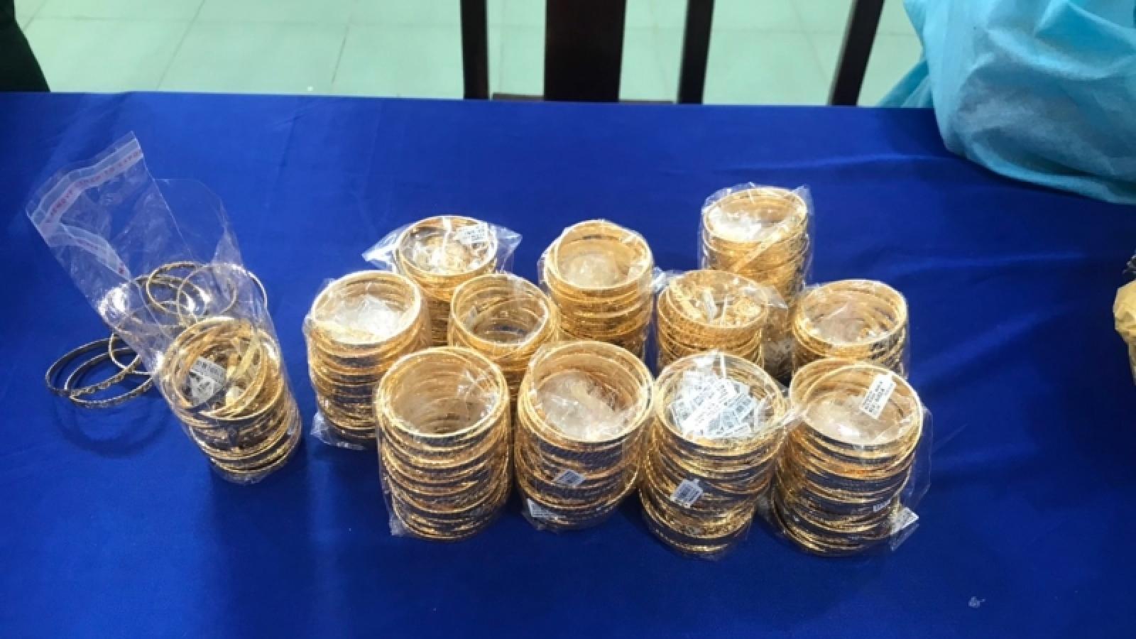 Triệt xoá thành công 2 chuyên án buôn lậu vàng qua biên giới