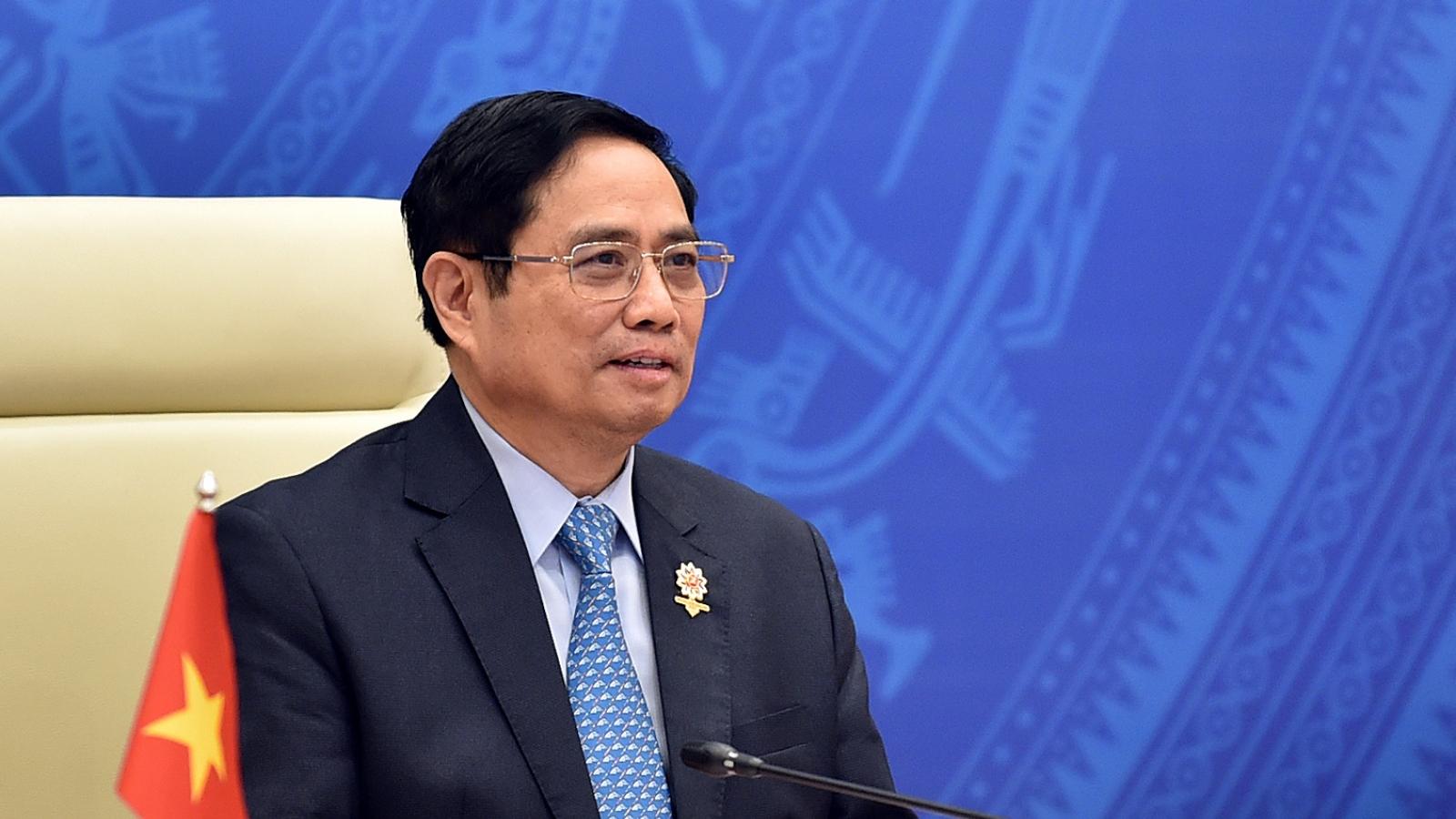 Thủ tướng dự Hội nghị Cấp cao ASEAN-Hoa Kỳ lần thứ 9