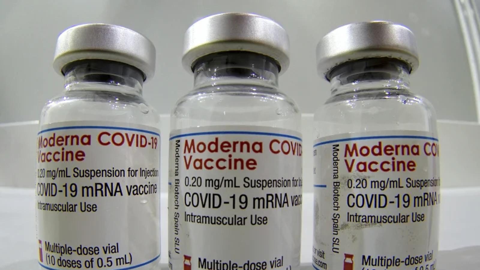 Lý do Australia chưa sử dụng hơn một nửa số vaccine Moderna đã được giao