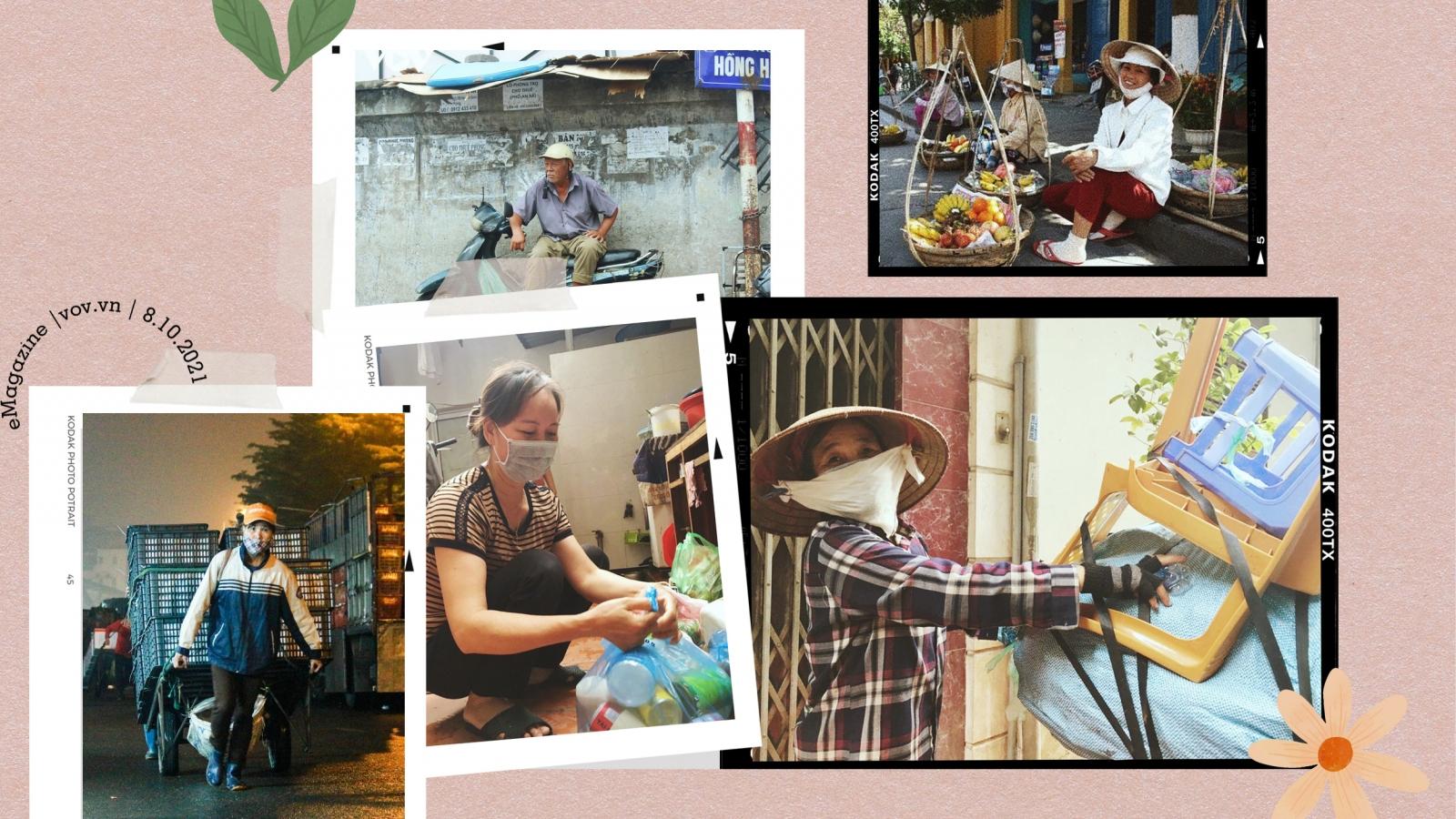 Lao động nghèo, sinh viên bị mắc kẹt ở Hà Nội được giúp đỡ kịp thời