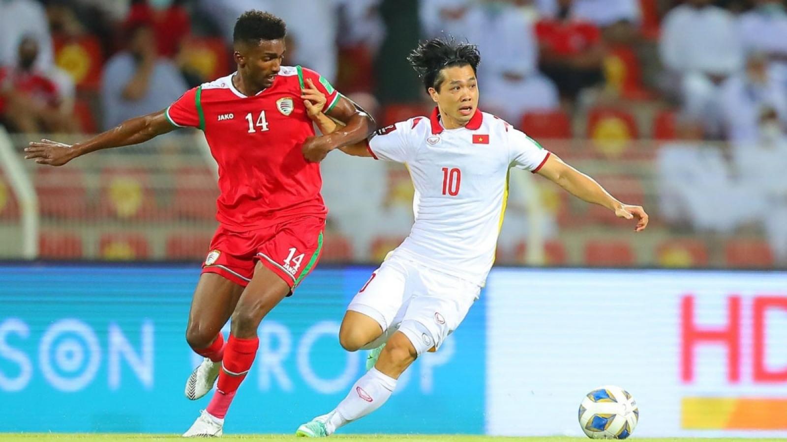 Oman stun Vietnam 3-1 at 2022 FIFA World Cup Asian qualifier