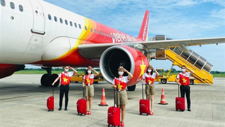 VietJet Air reopens 48 domestic routes as services resume