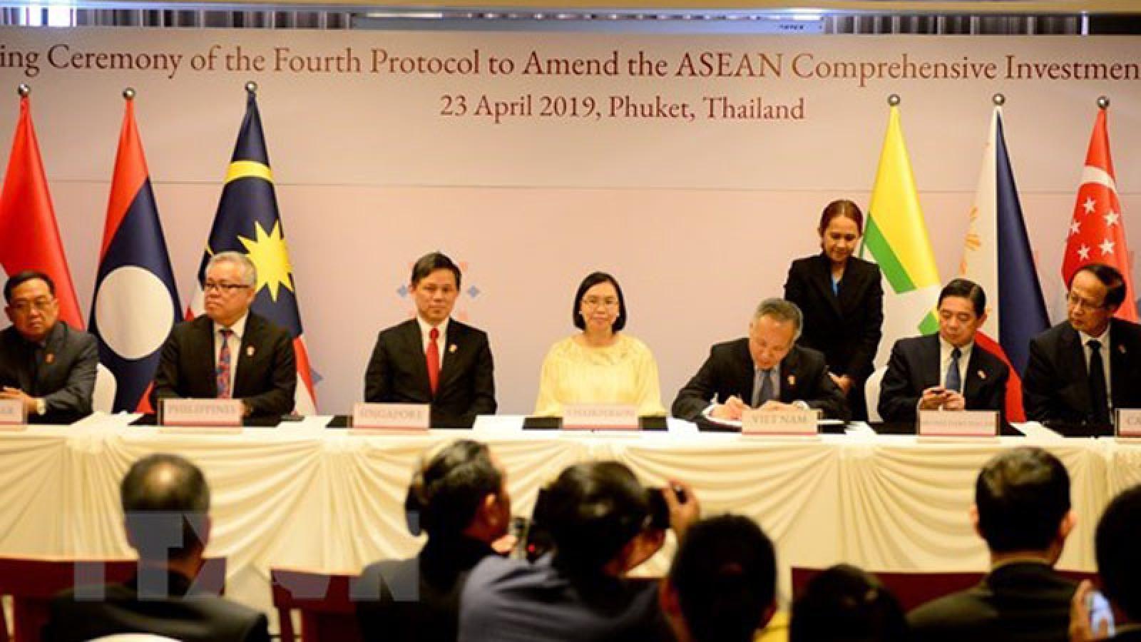Vietnam ratifies ASEAN Trade in Services Agreement