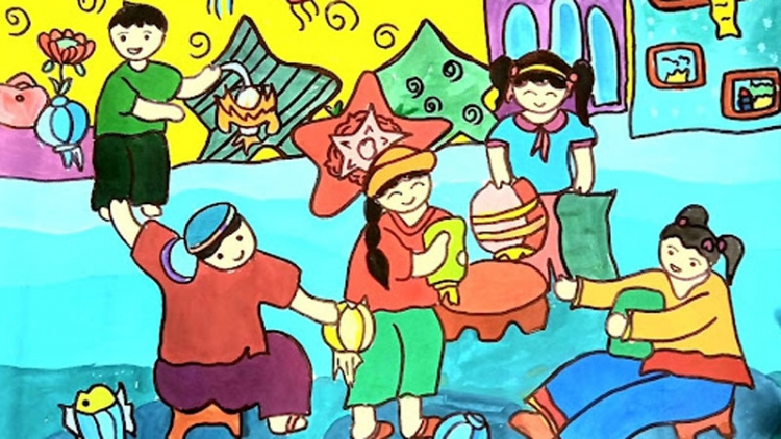 Mitsubishi Asian Children's Enikki Festa calls for entries