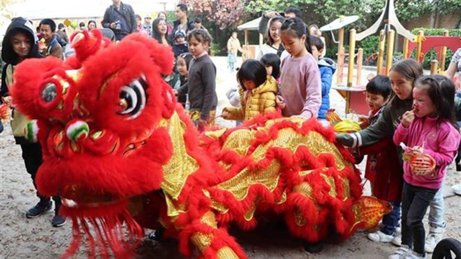 Vietnam Family Day in Belgium held