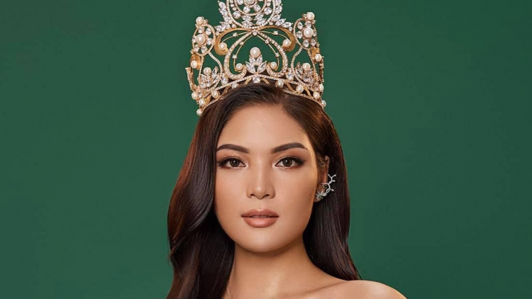 Local beauty Van Anh to vie for Miss Earth 2021 crown