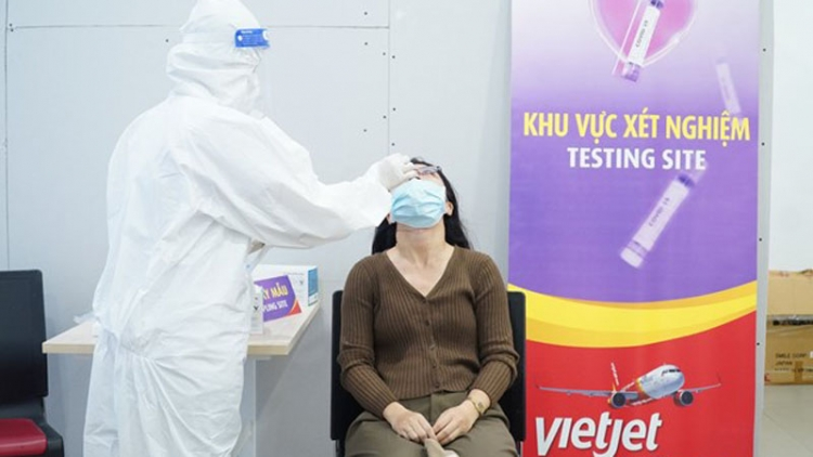 Vietjet increases domestic services with free COVID-19 tests, zero fare promotion