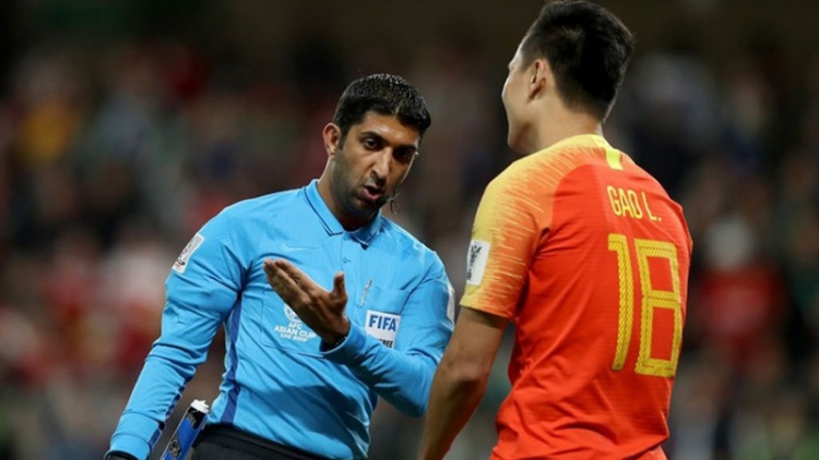 UAE referee to officiate Vietnam match against China
