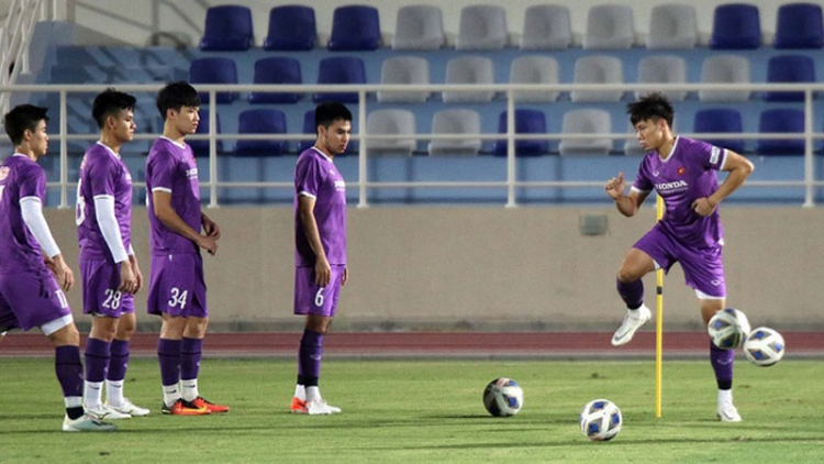 Nearly 15,000 spectators to attend Vietnam's World Cup qualifier against Oman