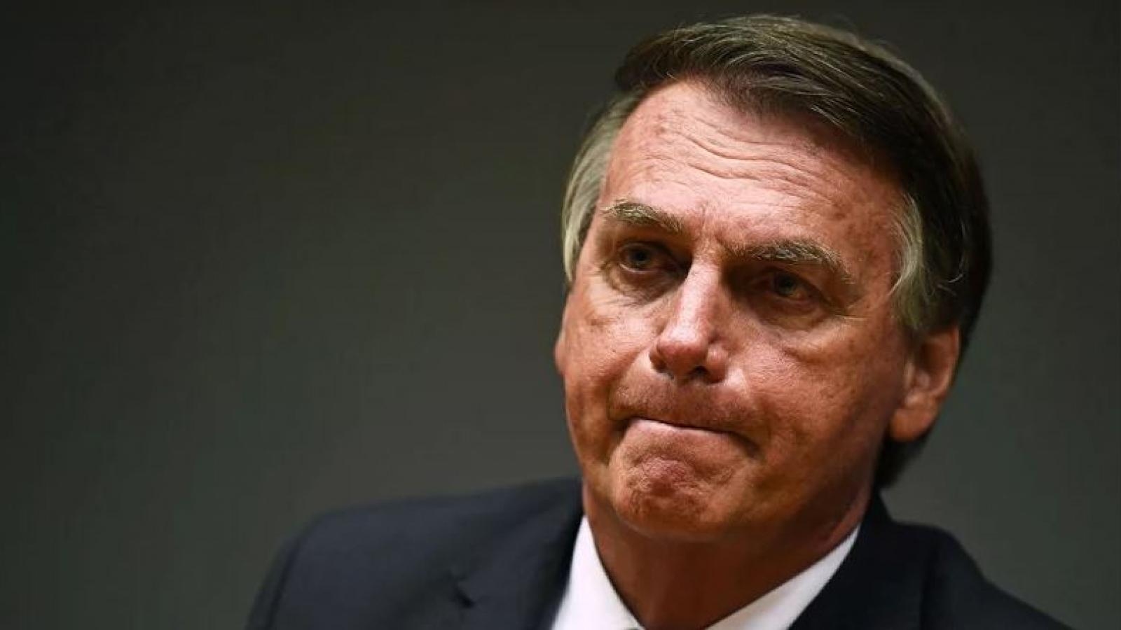 """Thượng viện Brazil khuyến nghị truy tố Tổng thống nước này vì """"tội ác chống lại nhân loại"""""""