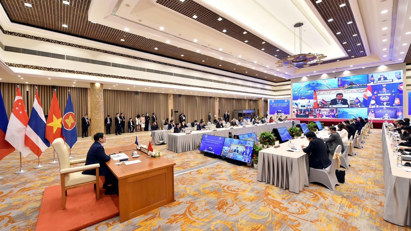 """Chủ đề ASEAN 2022: """"ASEAN hành động cùng ứng phó các thách thức"""""""