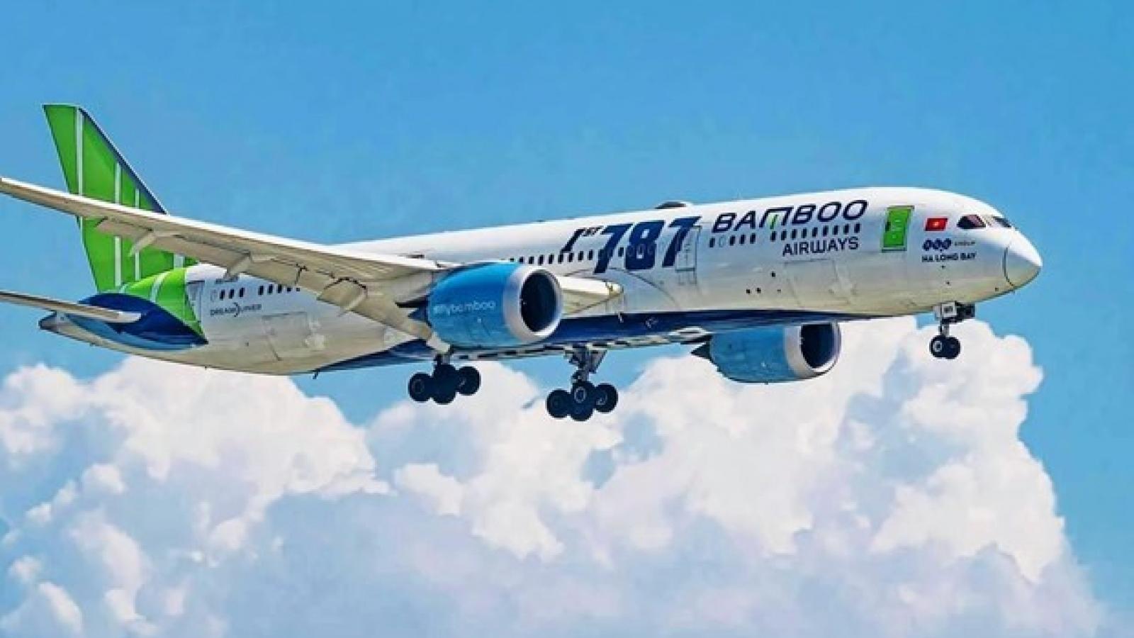 Bamboo Airways raises charter capital to US$814 million